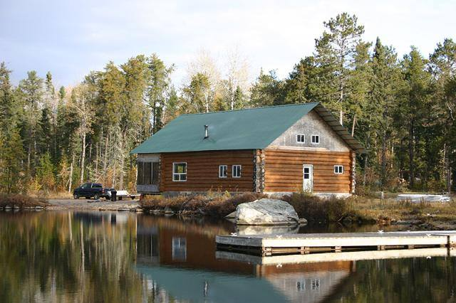 Hyatt's Manion Lake Camp Cabin 5